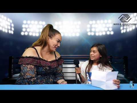 P5N - WWE Super Star Nia Jax Interview