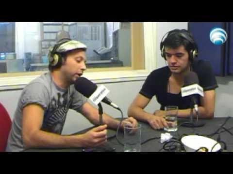 Francisco Medina y Sebastián Layseca en Radio Coop...