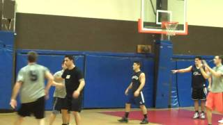 i9 basketball highlights fight the beat vs slamp gs