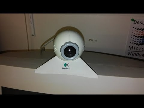 Testing A 1999 Logitech Quickcam Youtube