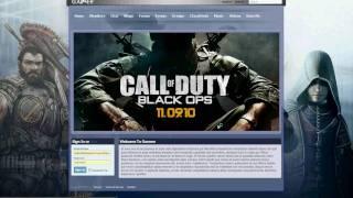 Socialengine V4 DP Gamer Template