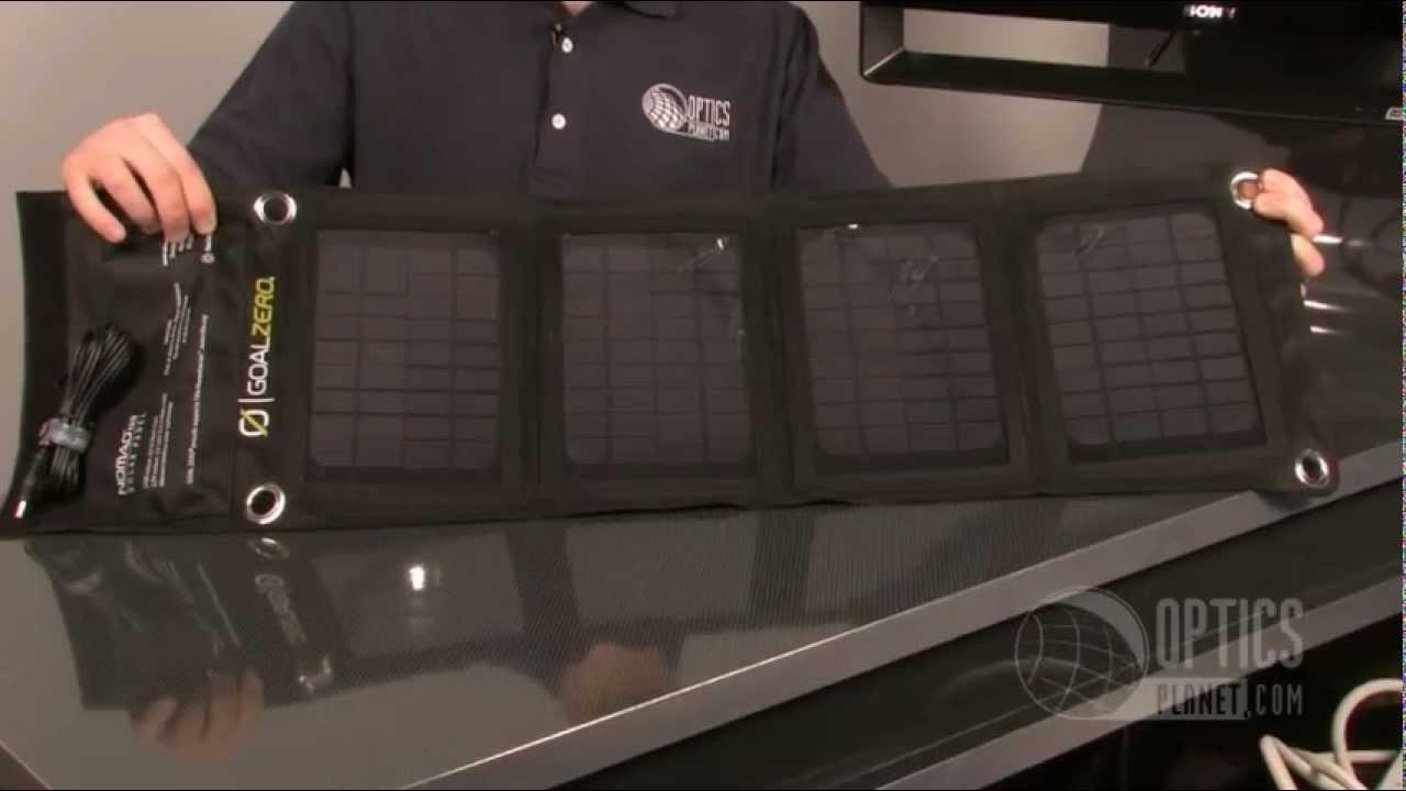 Goal Zero Nomad 20 Solar Panel 12004
