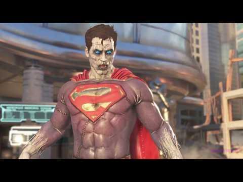 Bizarro Vs DLC (Red Hood/Sub-Zero) - All UNIQUE Dialogue Intros! | INJUSTICE 2