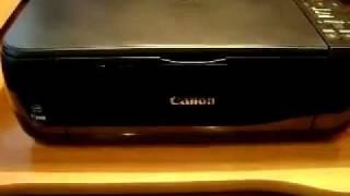 Прокладка шлейфа СНПЧ для Canon Pixma MP280(Увидев, что в основном СНПЧ ставят справа или слева от принтера, придумал как изменить это и установить..., 2012-01-14T09:43:27.000Z)