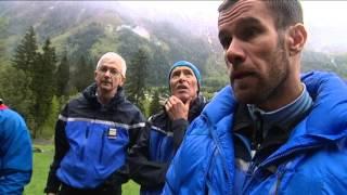 L'épreuve des Géants pour les candidats aux Pelotons de Gendarmerie de Haute Montagne