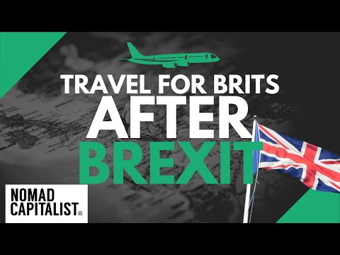How Will Brexit Affect UK Citizens' Travel