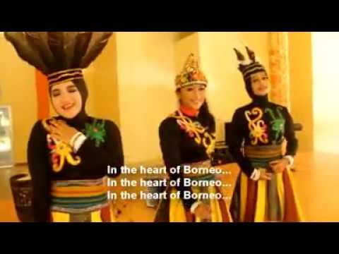 Lagu daerah kalimantan timur HEART OF BORNEO