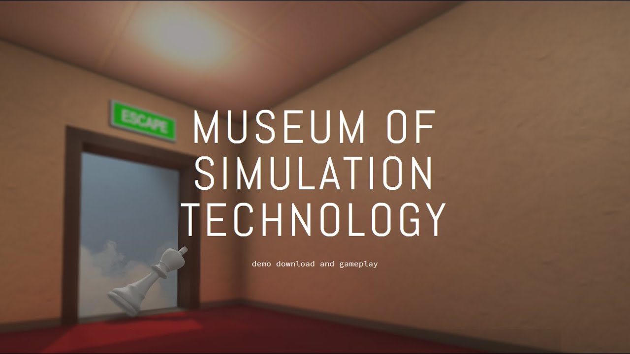 [2016] Museum of Simulation Technology demo download and gameplay