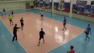 Обучение волейболу. Отработка приема, быстроты реакции