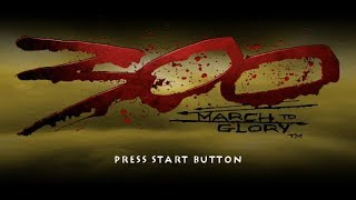 300: March to Glory PSP Playthrough - So Much Killing
