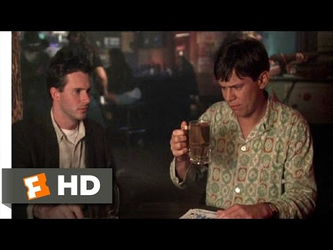 Kicking and Screaming (4/12) Movie CLIP - There's Food in the Beer (1995) HD