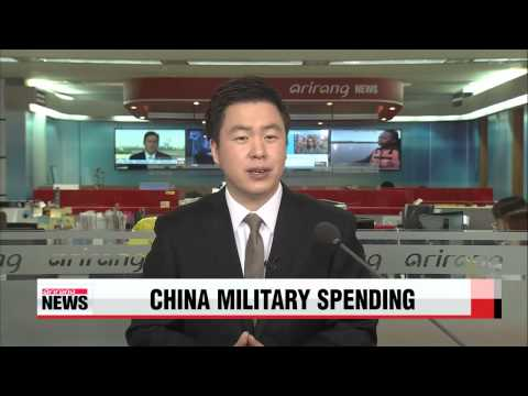 China′s defense buget to rise about 10% on-year