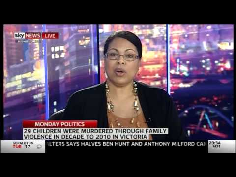 Dr Dina McMillian - Sky News with Kristina Keneally - 20 July 2015