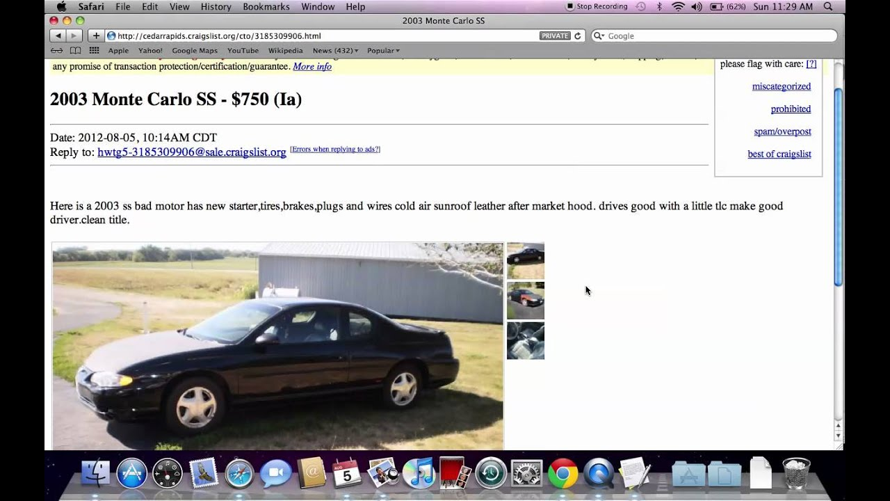 Craigslist cedar rapids iowa popular used cars and trucks for
