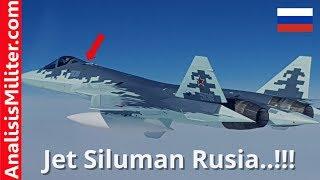 Saingi Amerika Rusia Beli 12 Unit Pesawat Tempur Siluman Canggih Ini