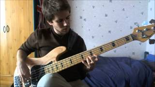 Yes - Owner Of a Lonely Heart [Bass Cover]