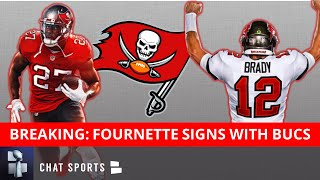 Nfl breaking news: leonard fournette is no longer an free agent, 2 days after being released by the jacksonville jaguars 3 seasons, 4th year rb...
