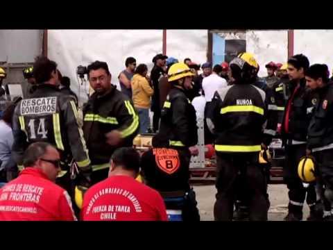 27F Terremoto Tsunami 8.8 Chile 27 Febrero 2010 - Chile 8.8 Earthquake Tsunami Documentary 27F