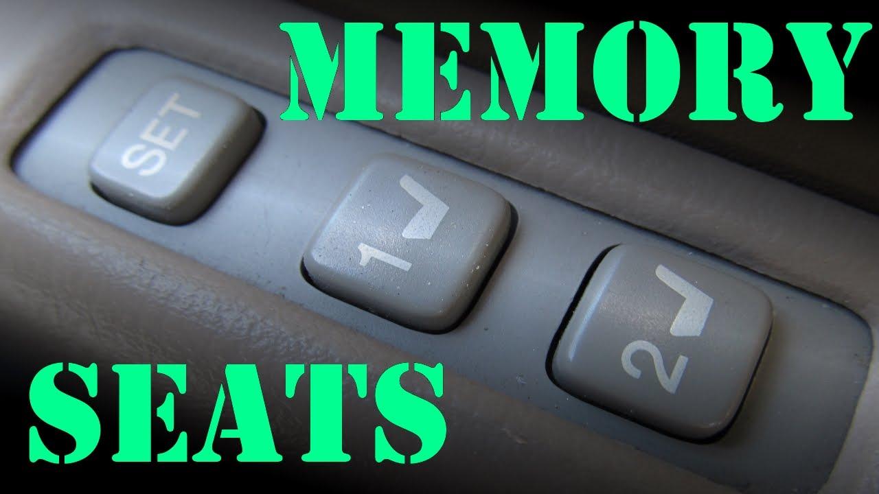 Memory Seat Install Youtube Subaru Wiring Harness Diagram