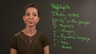 How to Notate Books : English & Writing Lessons