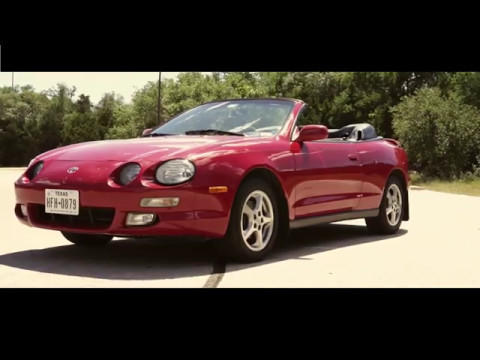 1999 Toyota Celica GT Convertible (Sample)