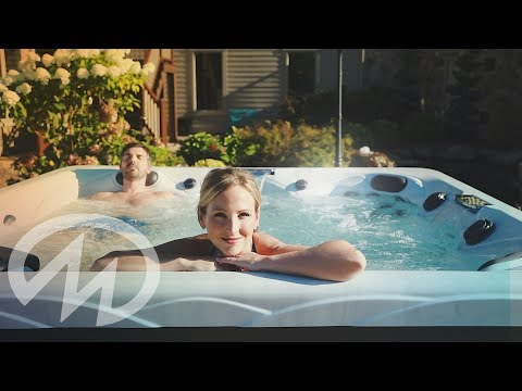 Master Spas 2018 Hot Tubs - YouTube