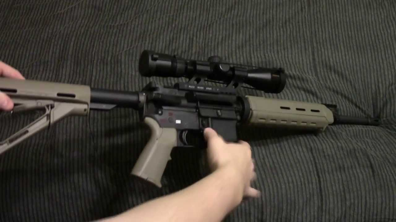 overview my pleted custom ar 15 with parts list youtube AR-15 Grip overview my pleted custom ar 15 with parts list