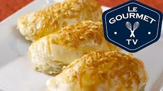 How To Make Blue Cheese Puffs - Legourmettv
