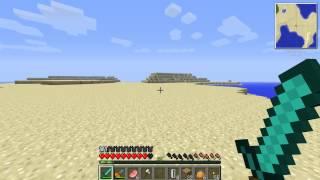 Майнкрафт видео Путешествие в поисках Ресурсов (Атомная деревня 7 серия)