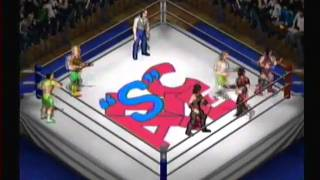 AliceCup67th 2回戦 Dango&ブレス&橘 vs 慶子&バスター小石海