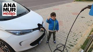 Renault Zoe 2017 Baba Oğul Test