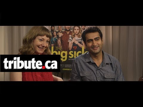Emily V. Gordon & Kumail Nanjiani -  The Big Sick Interview
