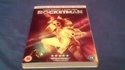 Unboxing RocketMan  DVD