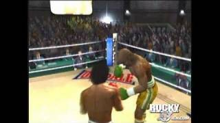 Rocky Legends PlayStation 2 Trailer - Official Apollo
