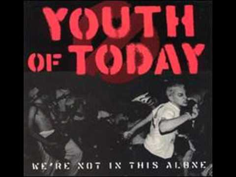 Youth of Today- Prejudice