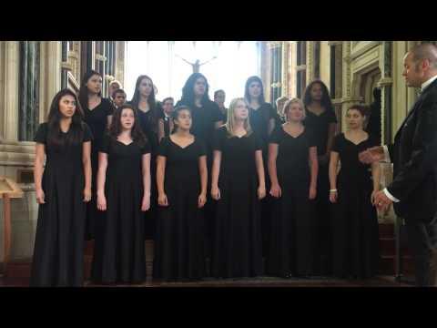 Gilroy HS Choir - Longtime Traveller