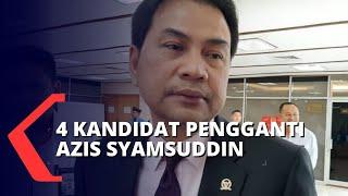 4 Nama Kandidat dari Golkar Pengganti Azis Syamsuddin