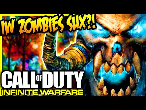 INFINITE WARFARE ZOMBIES SUCKS?! (Remember That Time When #5)