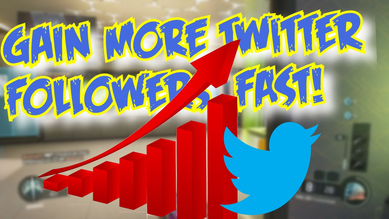 HOW TO GAIN MORE TWITTER FOLLOWERS FAST | INSTANTLY GROW ON TWITTER