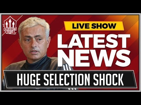 Jose Mourinho Press Conference Reaction | Man Utd News Now