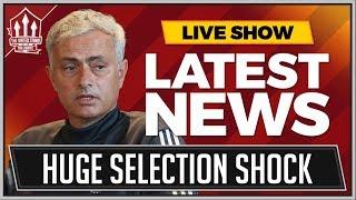 Jose Mourinho Press Conference Reaction | Man Utd News Now