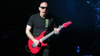 "G3 2018: Joe Satriani - ""Thunder High on the Mountain"" - Oakdale Theatre, February 08, 2018"