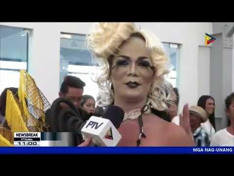 NEWS BREAK: Christmas party alang sa LGBT community sa Davao City, gipahigayon