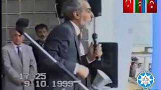GAMOH-Efsanevi Lider Elçibey Güney Azerbaycan Milli Lideri Dr.Çehreganlının Selamalrın İletirler