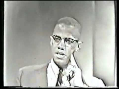 Martin Luther King and Malcolm X Debate