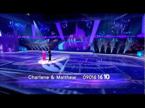 Dancing on Ice 2012 Routine 2 Charlene Tilton