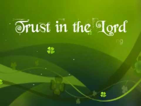 Trust in the Lord - Hillsong Kids