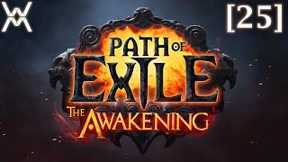 Path of Exile The Awakening - прохождение/гайд [25] - Шахты
