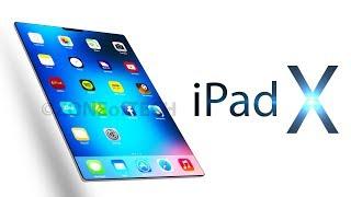 The 2018 iPad X!