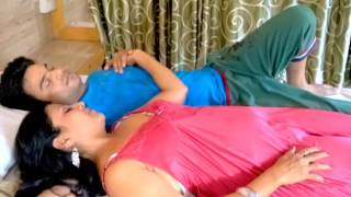 Aunty wearing Nighty in open changing from saari to Nighty   super hot